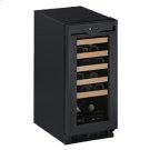 "Black Field reversible 1000 Series / 15"" Wine Captain® / Signature Triple Temperature Zone Design Product Image"