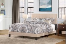Queen Delaney Bed In One - Linen