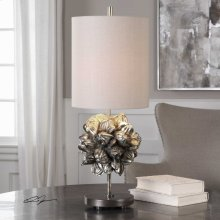 Nipa Palm Accent Lamp