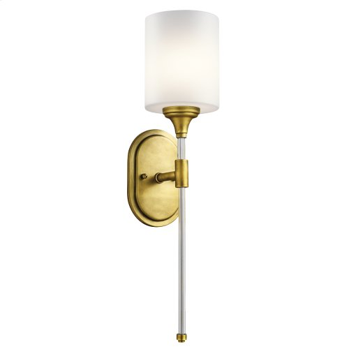 Theo Collection Theo 1 Light Wall Sconce NBR
