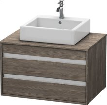Vanity Unit Wall-mounted, Pine Terra (decor)