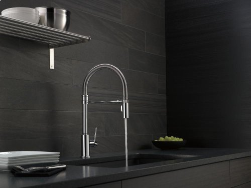 9659ksdst In Black Stainless By Delta Faucet Company In Raleigh Nc
