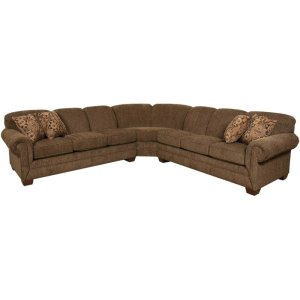 England FurnitureMonroe Sectional 1430-Sect