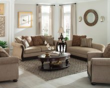 3pc (sofa + Love+ Chaise)