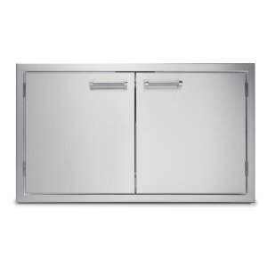 "Viking36"" Stainless Steel Double Access Doors - VOADD5361SS Outdoor Series"