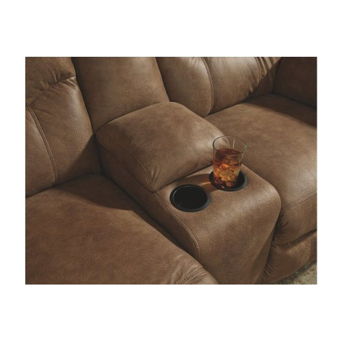 3380294 In By Ashley Furniture In Kirksville Mo Dbl Rec Loveseat