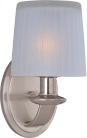 Finesse 1-Light Wall Sconce