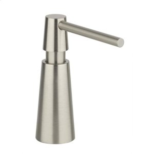 "Elkay 1-3/4"" x 5"" x 5-1/2"" Soap / Lotion Dispenser, Chrome (CR) Product Image"