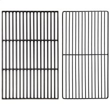 Cast Iron/Porcelain Grill Grate Kit - 22 Series