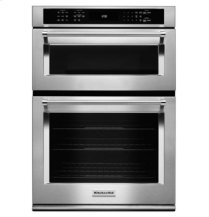 Quick View Kitchenaid 30 Combination Wall Oven