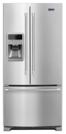 French Door Refrigerator with Wide-N-Fresh Deli Drawer Product Image