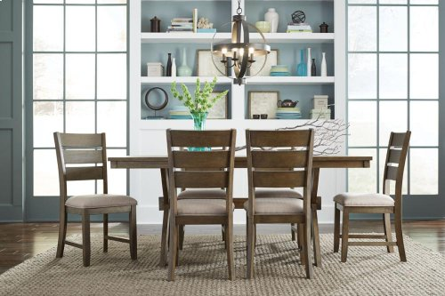 STANDARD 13682 Sherwood Table With 6 Chairs