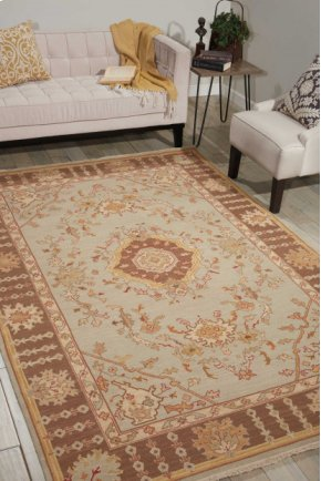 Nourmak S194 Aqua Rectangle Rug 8'10'' X 11'10''