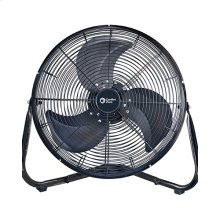CZHV20B 20-inch High Velocity Cradle Floor Fan, Black