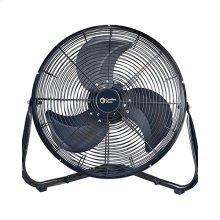 CZHV20B 20-inch High Velocity Cradle Floor Fan, Black