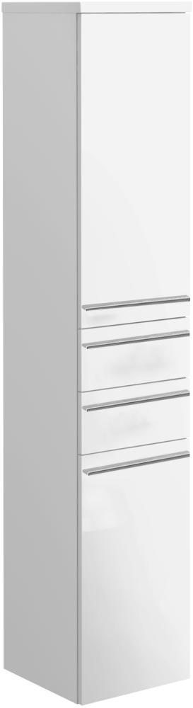 Tall cabinet - Macassar