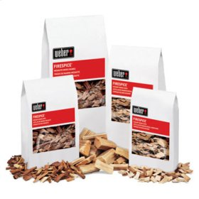 FireSpice® Mesquite Wood Chips (1.5-pound bag)
