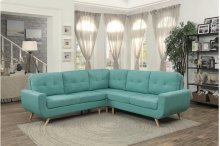 3-Piece Sectional Set: L + CR + R