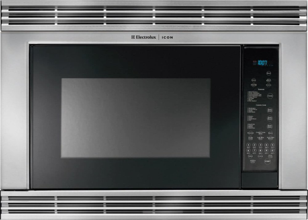 Electrolux Icon Built In Microwave With Side Swing Door