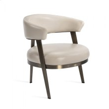 Adele Lounge Chair - Cream