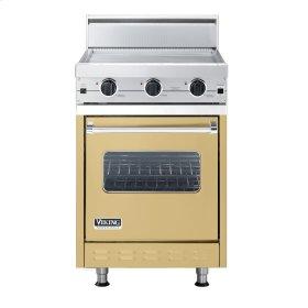 "Golden Mist 24"" Griddle Companion Range - VGIC (24"" wide range with griddle/simmer plate, single oven)"