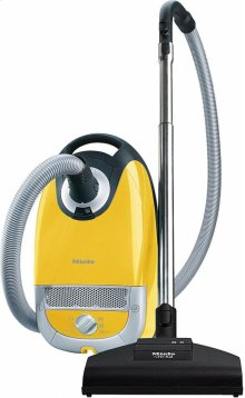 Complete C2 Limited Edition PowerLine - SFAE0 Canister vacuum cleaners With high suction power and telescopic tube for thorough, convenient vacuuming.