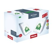 Performance Pack AirClean 3D Efficiency U 16 dustbags and 1 HEPA AirClean filter at a discount price