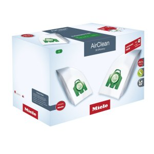 MIELEPerformance Pack AirClean 3D Efficiency U 16 dustbags and 1 HEPA AirClean filter at a discount price