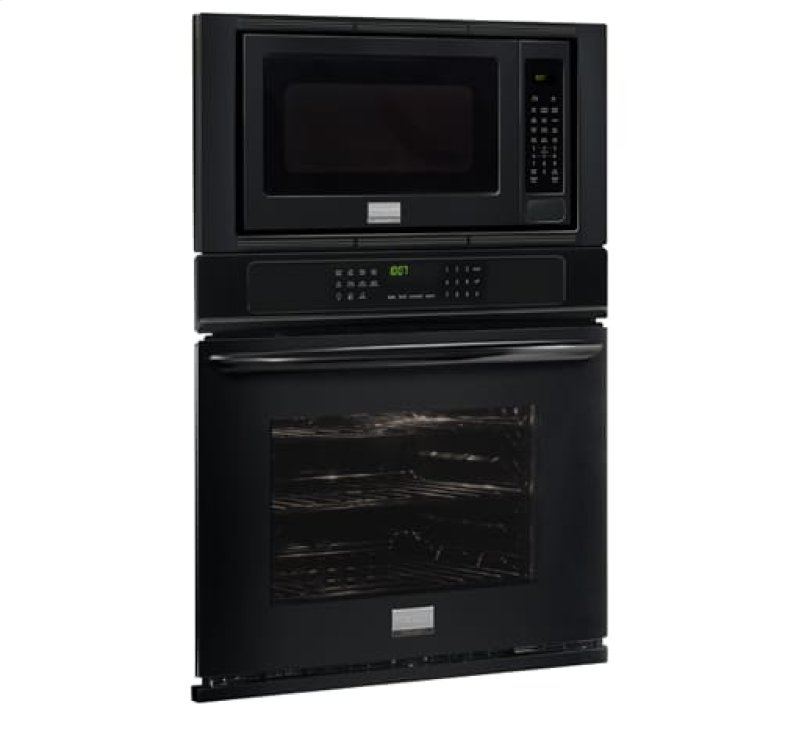 27 Electric Wall Oven Microwave Combination