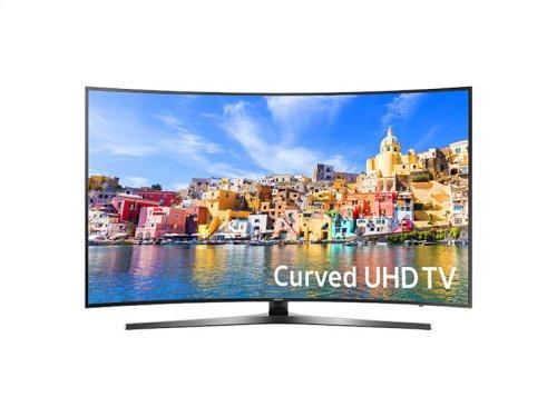 """78"""" Class KU7500 Curved 4K UHD TV"""