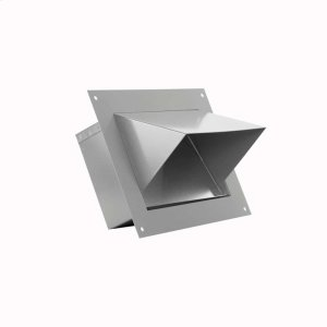 "XO APPLIANCE6"" Round Wall Louver"