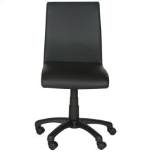 Hal Desk Chair - Black