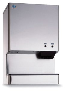 Ice Maker, Water-cooled, Ice and Water Dispenser