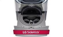 1.0 cu. ft. LG SideKick Pedestal Washer, LG TWINWash Compatible SPECIAL OPEN BOX/RETURN  ONE ONLY # 548402