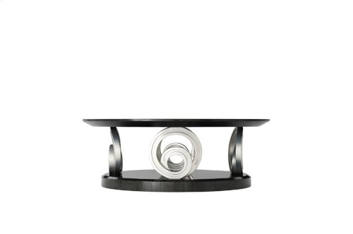 Helix Cocktail Table - Grey Vine
