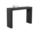 Axle Console Table - Black Product Image