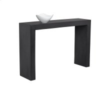 Axle Console Table - Black