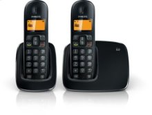 Philips BeNear Cordless phone CD1912B 1000-series Black