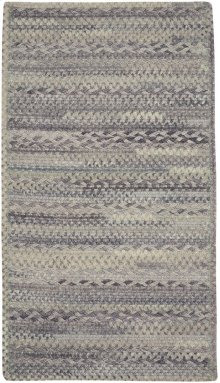 Bayview Granite Braided Rugs (Custom)