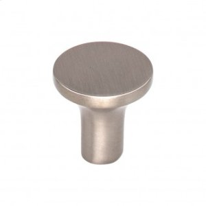 Marion Knob 1 Inch - Brushed Satin Nickel
