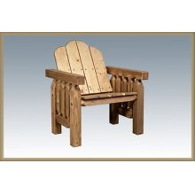 Homestead Deck Chair - Exterior Finish