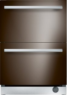 24 inch UNDER-COUNTER DOUBLE DRAWER REFRIGERATOR/FREEZER T24UC900DP