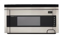 Sharp Carousel Over-the-Range Microwave Oven 1.5 cu. ft. 1000W Stainless Steel