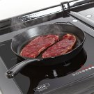 Aubergine AGA Hotcupboards with Induction Top Product Image