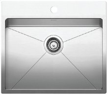 Blanco Quatrus® R15 Laundry Sink - Satin Finish