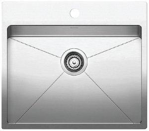 Blanco Quatrus® R15 Laundry Sink - Satin Finish Product Image