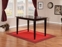 Montego Bay Pub Table 36x48 in Espresso