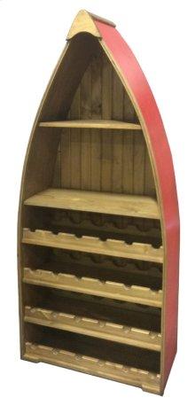 Boat Wine Rack
