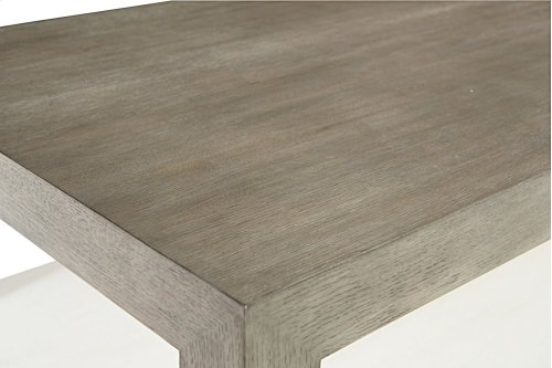 Oldham Cocktail Table in Rustic Gray