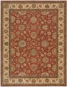 LIVING TREASURES LI05 RUS RECTANGLE RUG 7'6'' x 9'6''